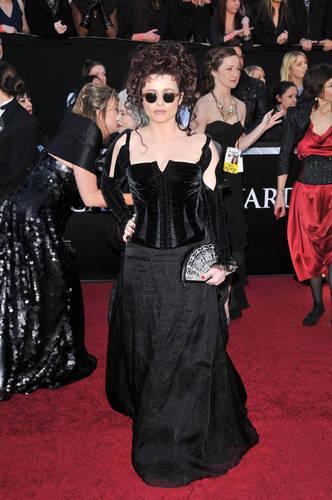 Helena@The Academy Awards - Arrivals