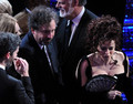 Helena & Tim at The Academy Awards - helena-bonham-carter-tim-burton photo