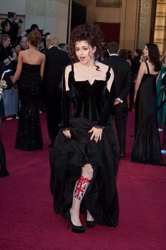 Helena at the Oscars