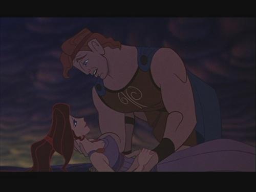 "Disney Couples wallpaper with anime titled Hercules and Megara (Meg) in ""Hercules"""