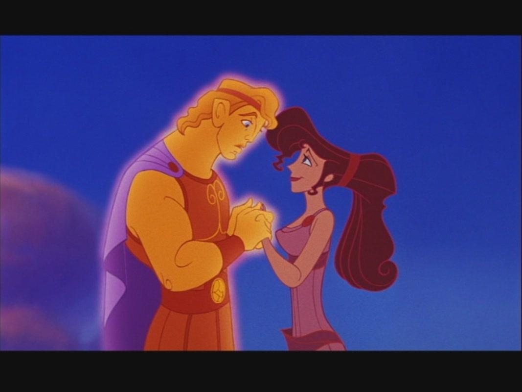 Disney Hercules Meg Y