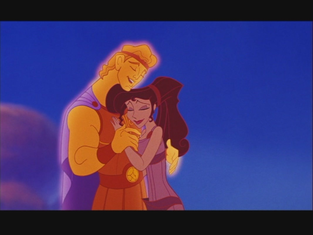 Disney Couples images Hercules and Megara (Meg) in ...