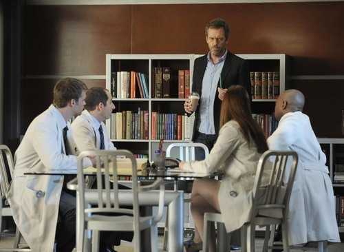 House - 7x16 - Out Of The Chute - Promotional photos