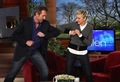 Hugh on Ellen 2/28/2011 - hugh-and-lisa photo