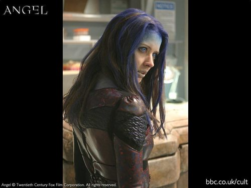Illyria wallpaper with a breastplate called Illyria