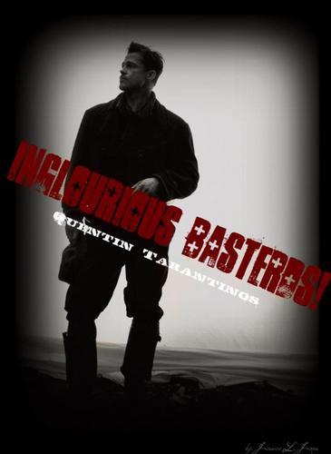 Inglourious Basterds fond d'écran entitled Inglourious Basterds