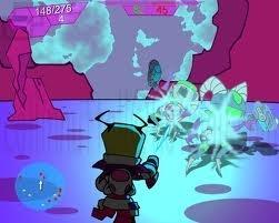 Invader Zim battlefront