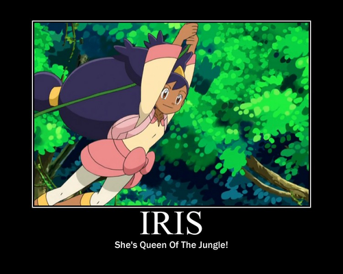 Iris Motivational!