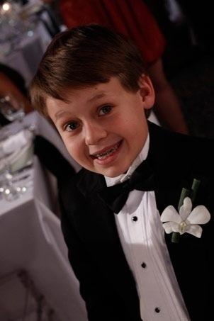Jackson at brulian wedding! :)