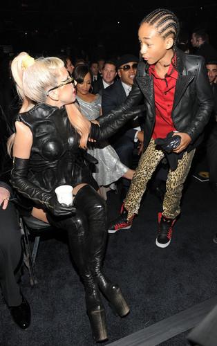 Jaden & Lady Gaga