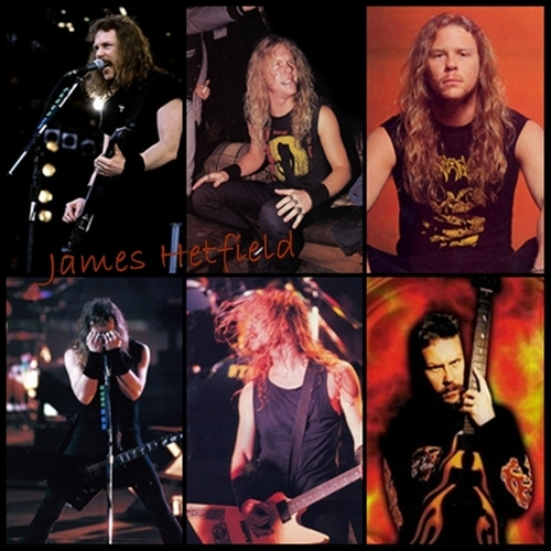 James - james-hetfield Fan Art