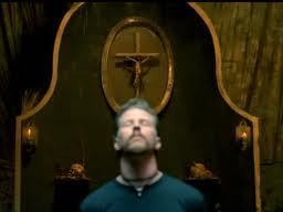 James Hetfield wallpaper probably with a throne called James