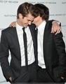 January 11th: 2011 National Board of Review of Motion Pictures Gala - Arrivals - andrew-garfield-and-jesse-eisenberg photo