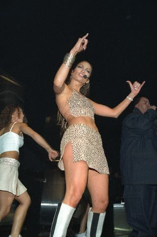 Jennifer Lopez wallpaper probably with a leotard, tights, and hot pants entitled Jennifer Lopez