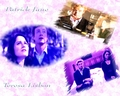 the-mentalist - Jisbon wallpaper