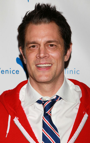 Johnny Knoxville @ Venice Family Clinic Silver サークル, 円 Gala 2011