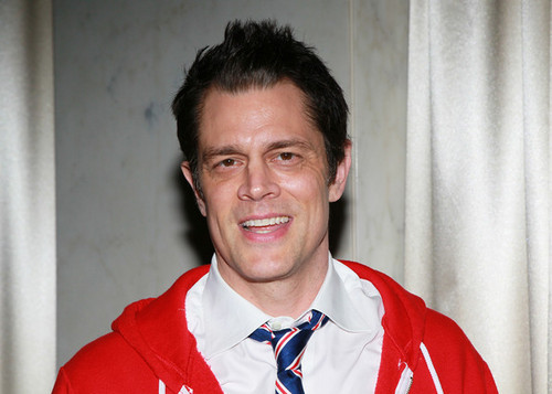 Johnny Knoxville @ Venice Family Clinic Silver 원, 동그라미 Gala 2011