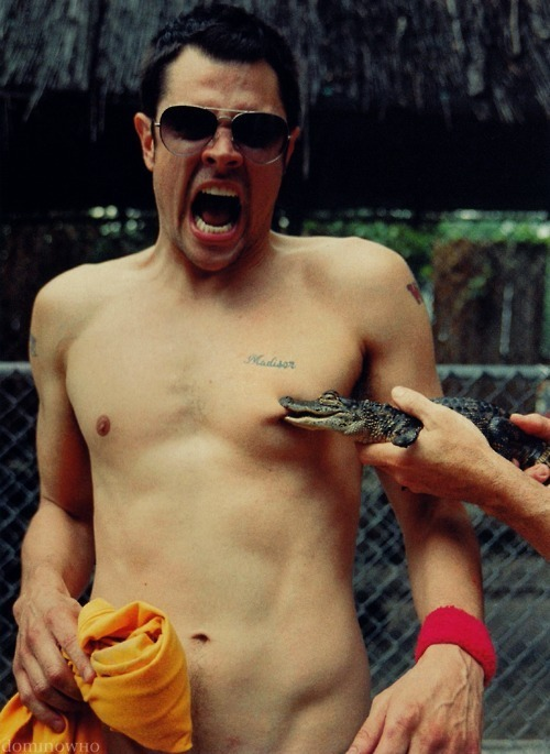 Johnny Knoxville: How I Broke My Penis