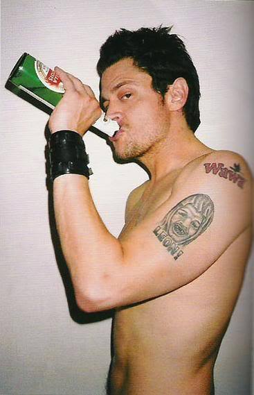 Johnny Knoxville - Wallpaper Actress