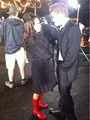 Kat and Paul behind the scene - katerina-graham photo