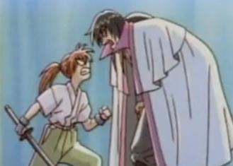 Kenshin and Seijuro