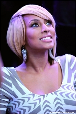 Keri Hilson kertas dinding with a portrait entitled Keri Baby