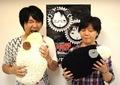 Konishi Katsuyuki and Noriaki Sugiyama