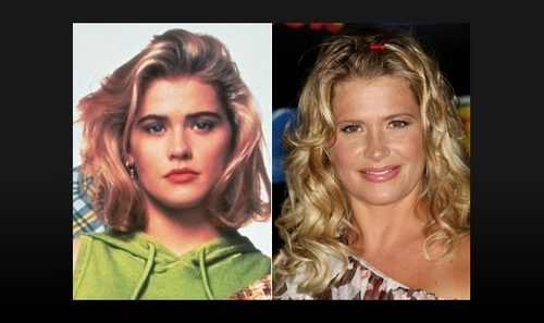 Kristy Swanson - Then and Now - Still Looks Beautiful!
