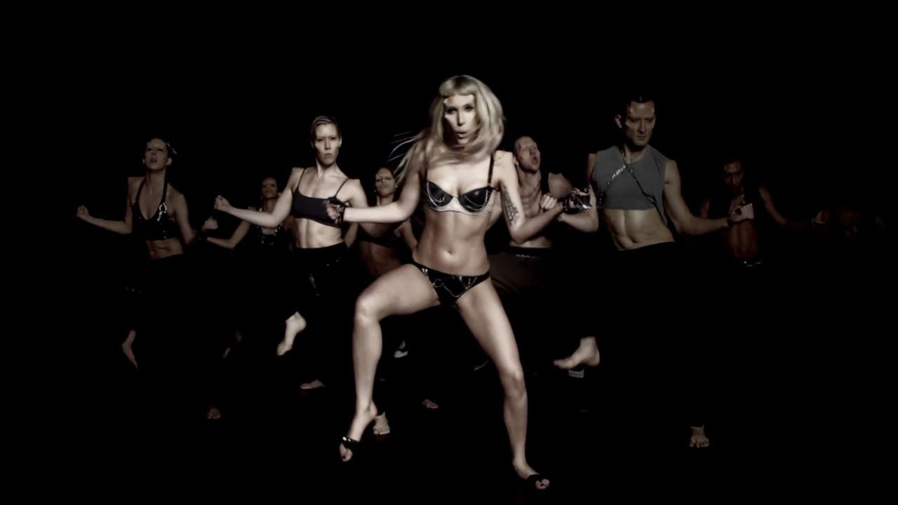 UnderGround Forums lady gaga strength and cardio workout