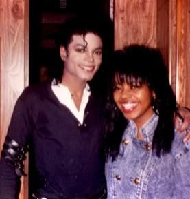 MICHAEL JACKSON AND SHANICE WILSON