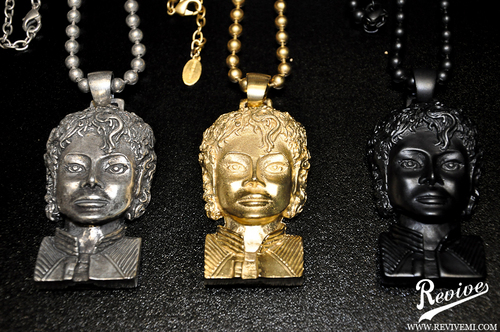 MJ Pendants