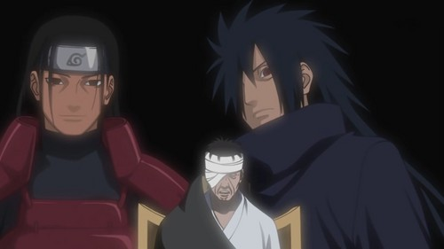 Madara, Danzo and Senju