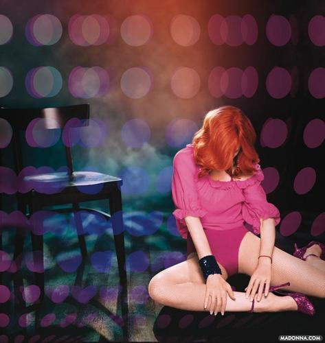 """Madonna """"Confessions On A Dance Floor"""" Photoshoot"""