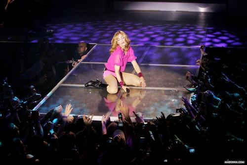 "Madonna ""Confessions On A Dance Floor"" Promo Tour"