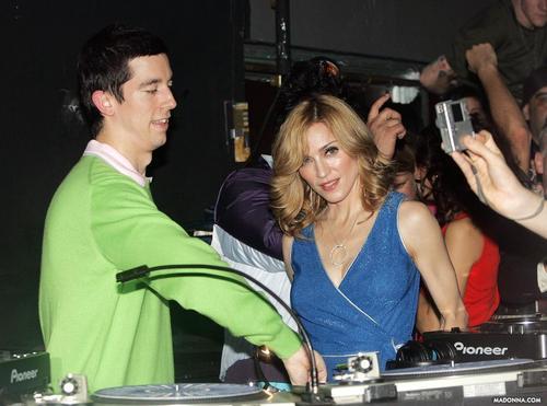 "Madonna ""Confessions On A Dance Floor"" Promo Tour"