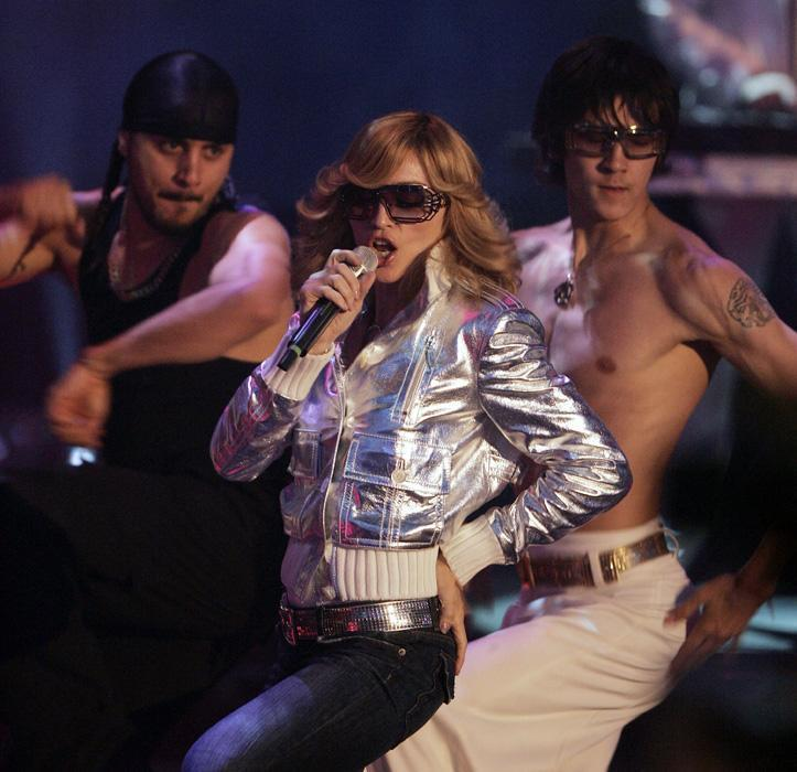 Madonna Promo Tour