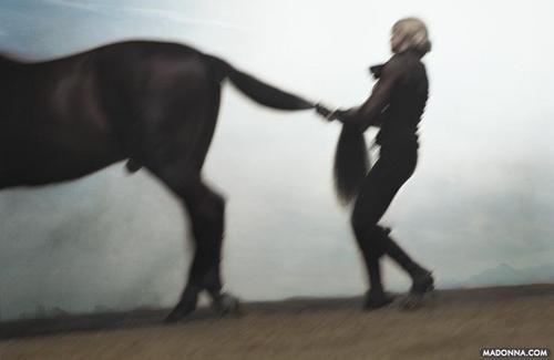 "Madonna ""Confessions Tour"" Photoshoot"