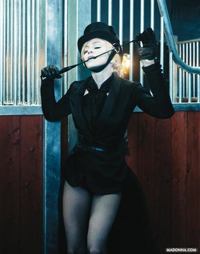 "Madonna ""Confessions Tour"" Photoshoot"