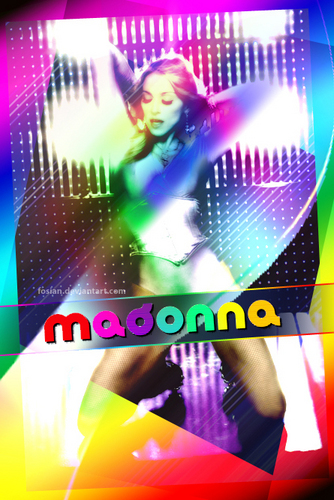 Madonna پرستار Art