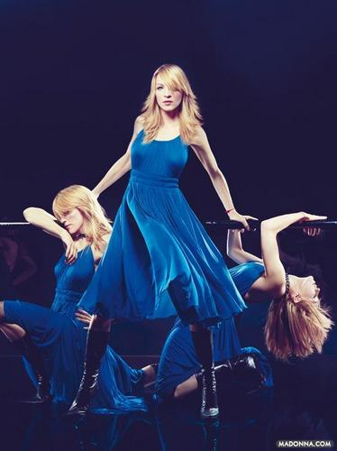 "Madonna ""Haper's Bazzar"" Photoshoot"