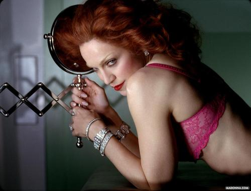 Image result for madonna red hair hollywood