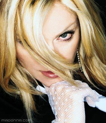 "Madonna ""In Style"" Magazine Cover Photoshoot"