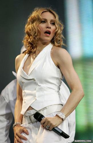 "麦当娜 ""Live 8 Concert"""