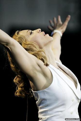 """Madonna """"Live 8 Concert"""""""