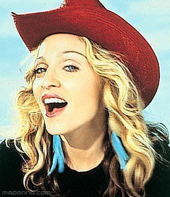 "Madonna ""Music Album"" Photoshoot"