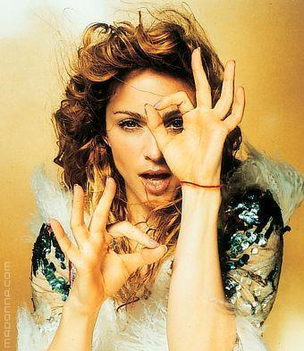 "Madonna ""Ray Of Light"" Photoshoot"