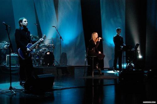 "Madonna ""Tsunami Aid- concert of Hope"""