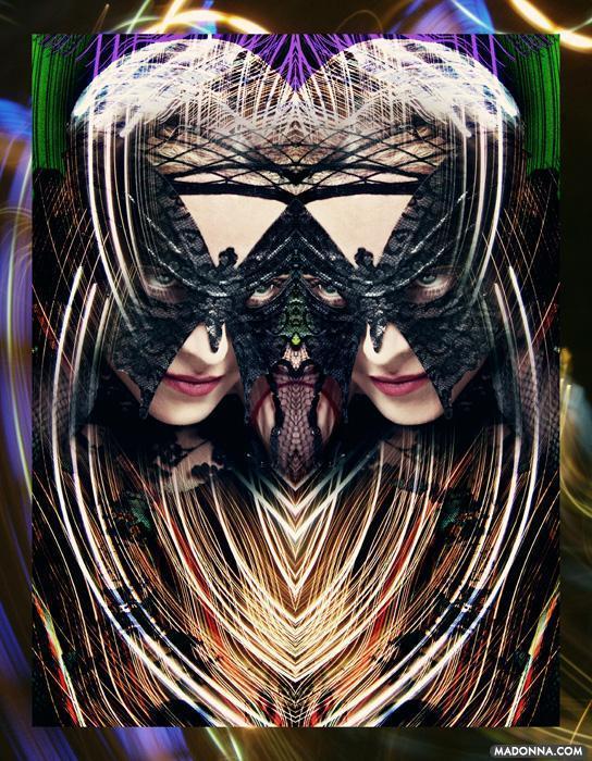 "Madonna ""Vogue Paris Portfolio"""