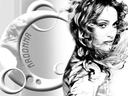 Madonna fonds d'écran