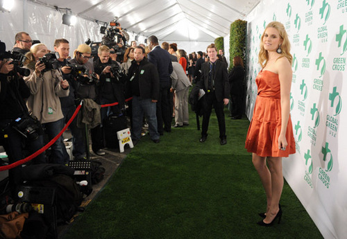 Maggie Grace- 7th Annual Global Green Pre-Oscar Party- 23 February